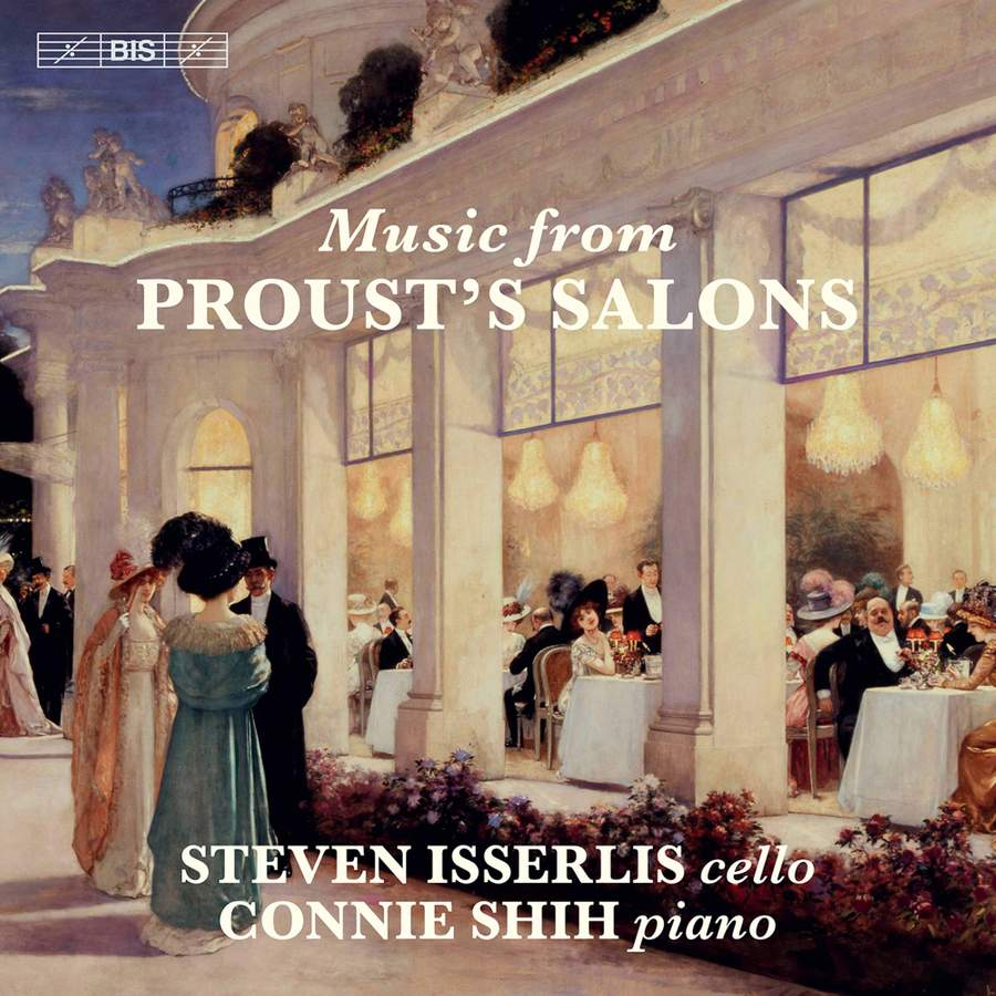 Review of Music From Proust's Salons