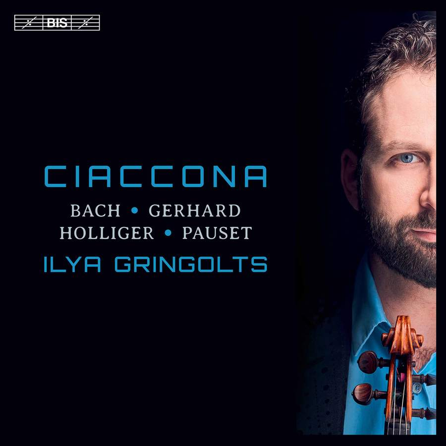 Review of Ilya Gringolts: Ciaccona