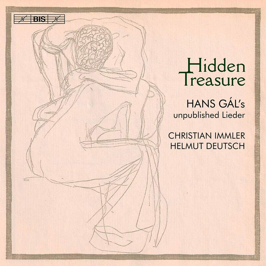 Review of Hidden Treasure: Hans Gál's Unpublished Lieder (Christian Immler)