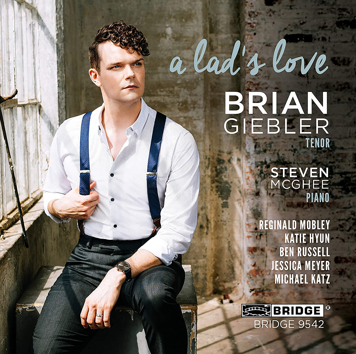 Review of Brian Giebler: A Lad's Love