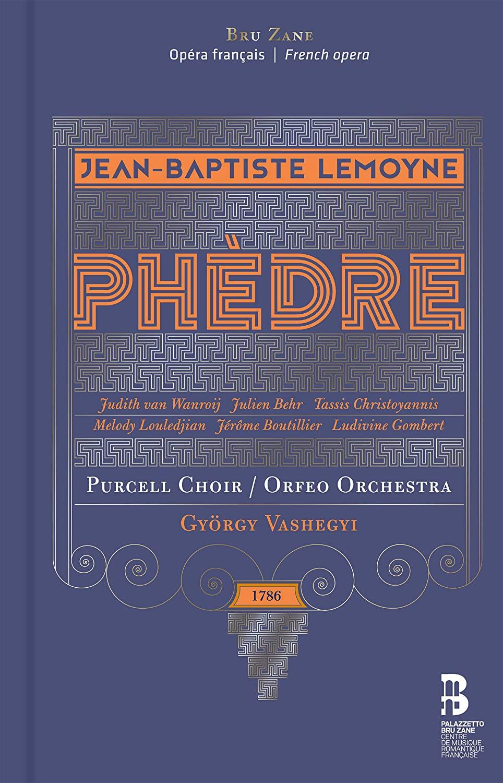 Review of LEMOYNE Phèdre (Vashegyi)