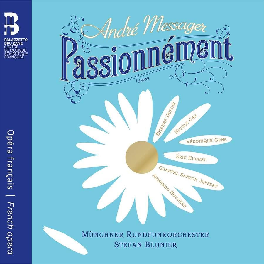 Review of MESSAGER Passionnément (Blunier)