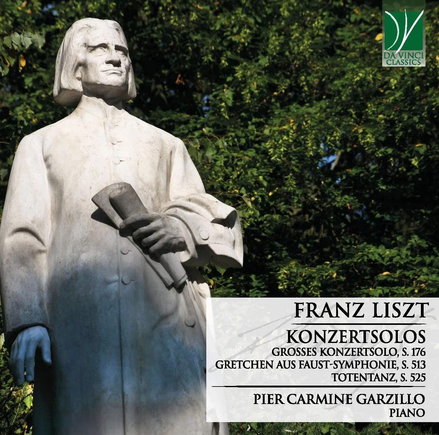 Review of LISZT 'Konzertsolos' (Pier Carmine Garzillo)
