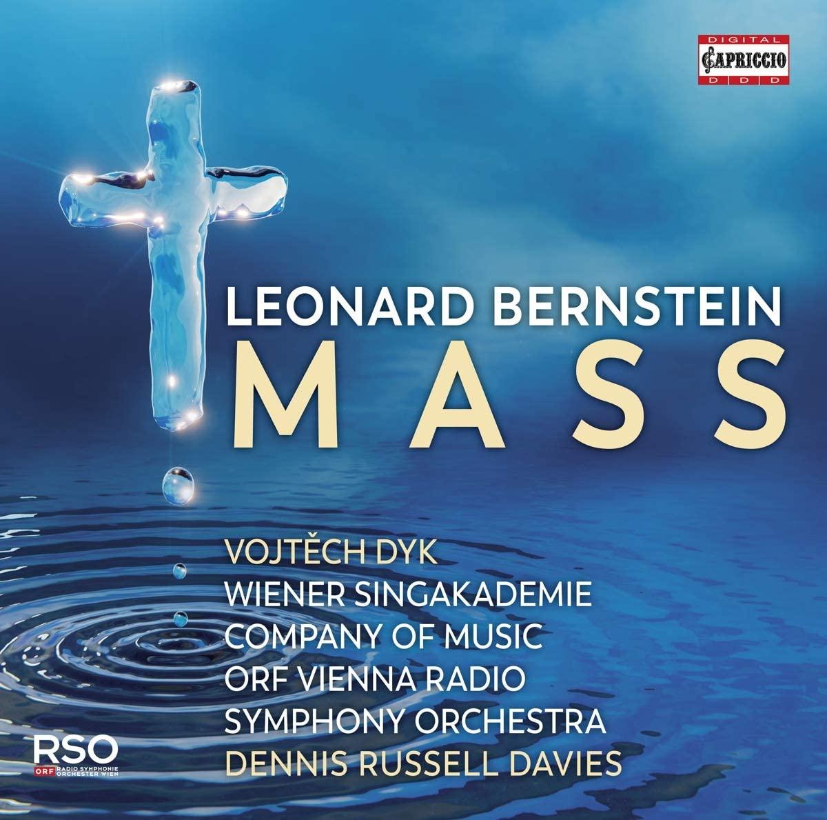 Review of BERNSTEIN Mass (Russell Davies)