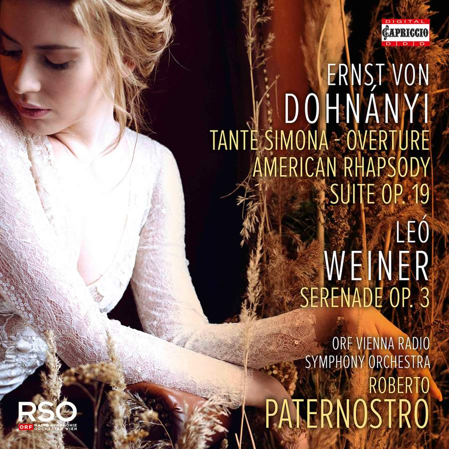 Review of DOHNÁNYI Tante Simona. American Rhapsody. Suite WEINER Serenade