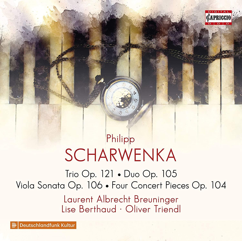 Review of SCHARWENKA Chamber music