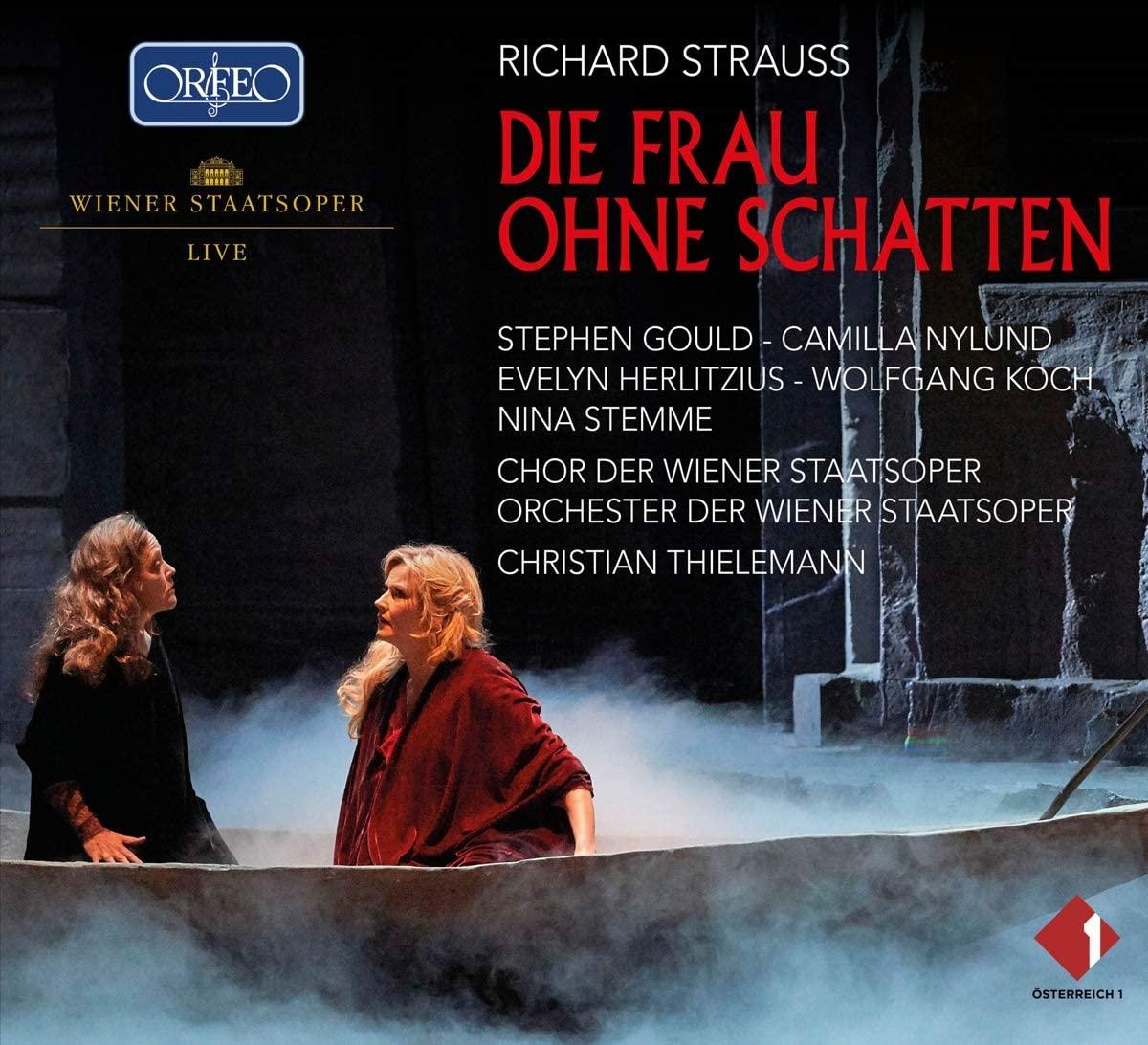 Review of STRAUSS Die Frau ohne Schatten (Thielemann)