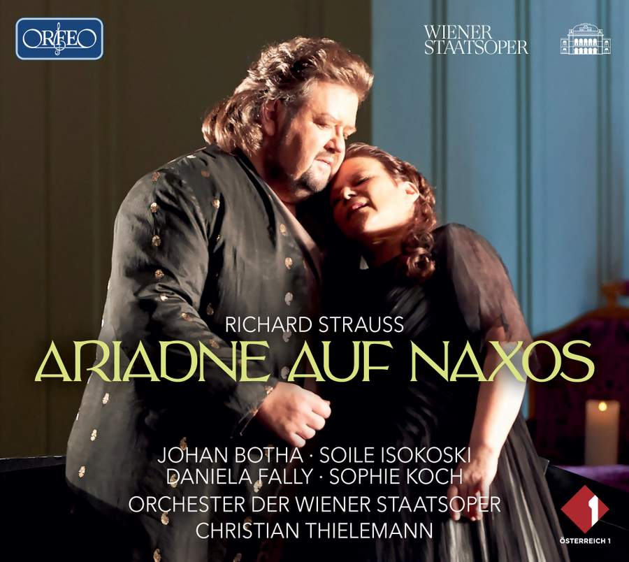Review of STRAUSS Ariadne auf Naxos (Thielemann)