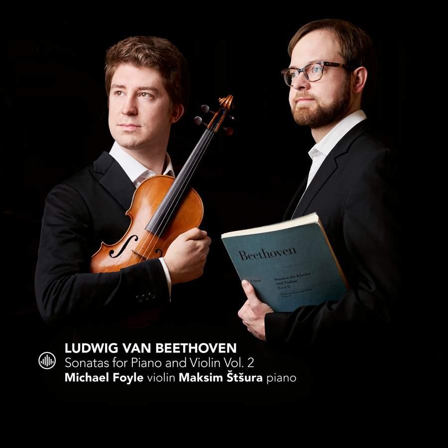Review of BEETHOVEN Violin Sonatas, Vol 2 (Michael Foyle)