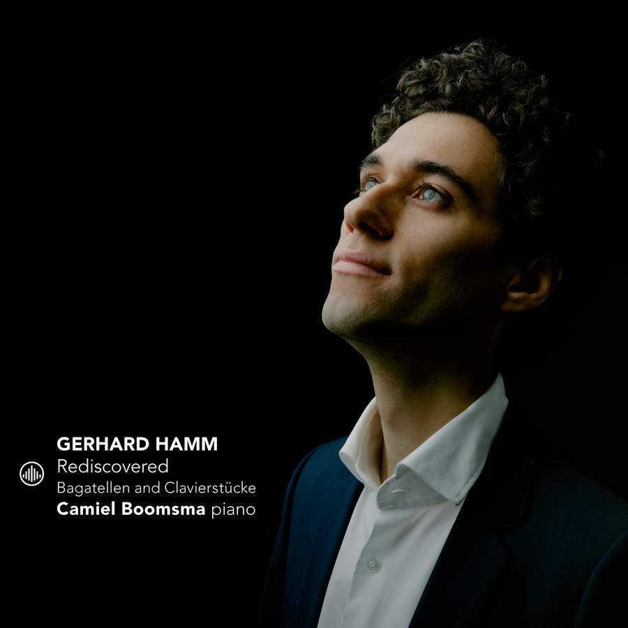Review of Camiel Boomsma: Rediscovered - Bagatellen and Klavierstücke