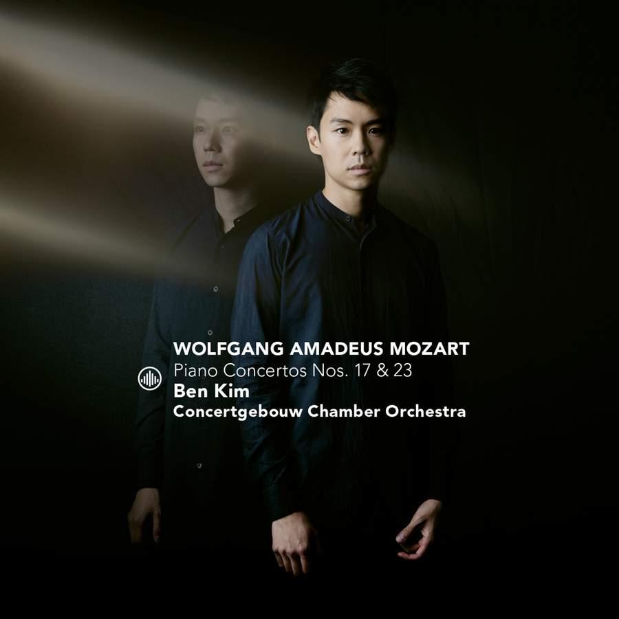 Review of MOZART Piano Concertos Nos 17 & 23 (Ben Kim)