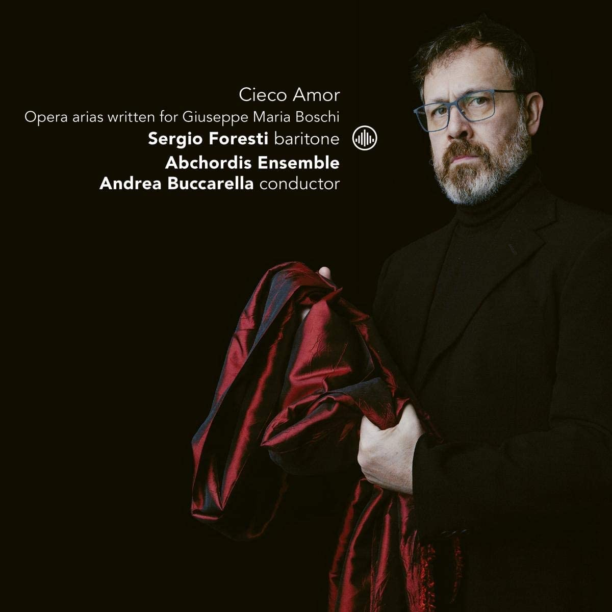 Review of Cieco Amor: Opera arias written for Giuseppe Maria Boschi (Sergio Foresti)