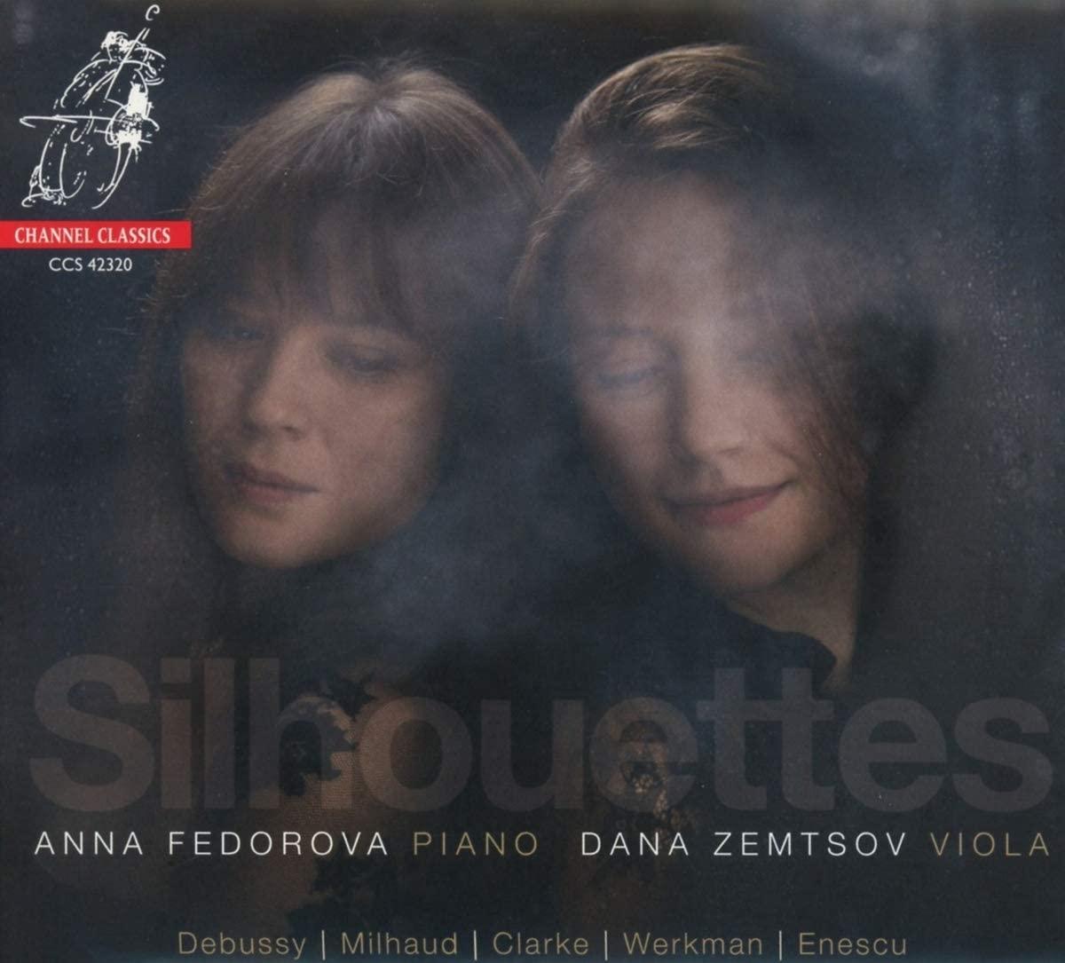 Review of Dana Zemtsov; Anna Fedorova: Silhouettes