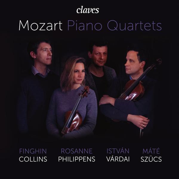 Review of MOZART Piano Quartets (Collins, Philippens, Várdai, Szücs)