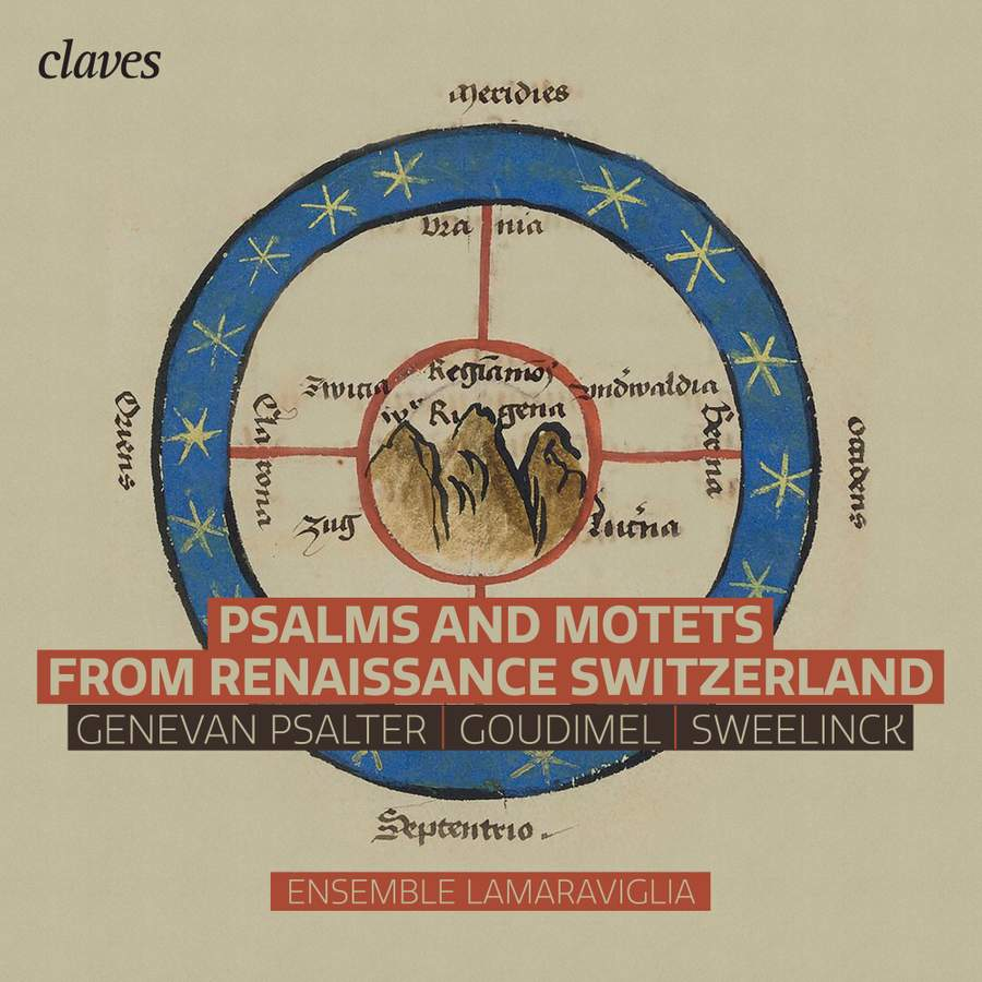 Review of Psalms and Motets from Renaissance Switzerland (Ensemble Lamaraviglia)