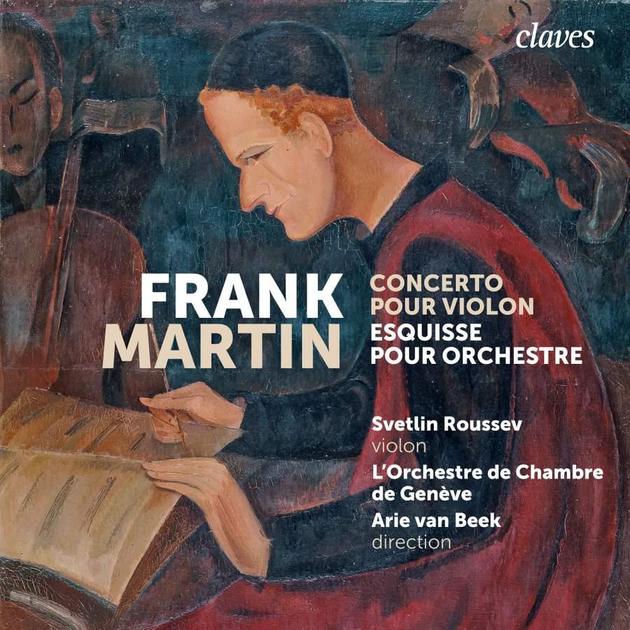 Review of MARTIN Violin Concerto. Esquisse (Svetlin Roussev)