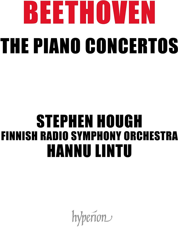 CDA68291. BEETHOVEN Piano Concertos (Steven Hough)