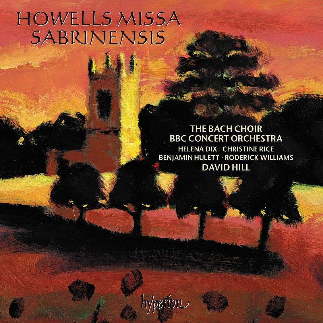 Review of HOWELLS Missa Sabrinensis. Michael, 'A Fanfare Setting'