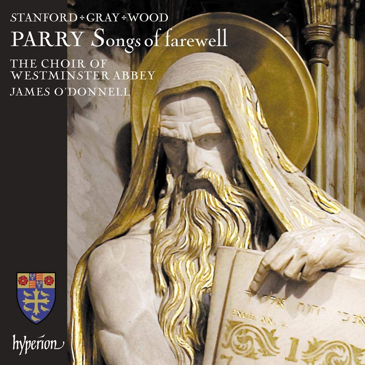 Review of PARRY Songs of Farewell (Westminster Abbey Choir)
