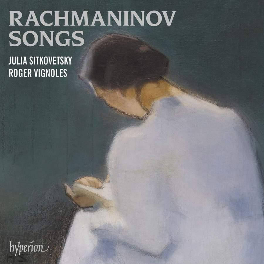 Review of RACHMANINOV Songs (Julia Sitkovetsky)
