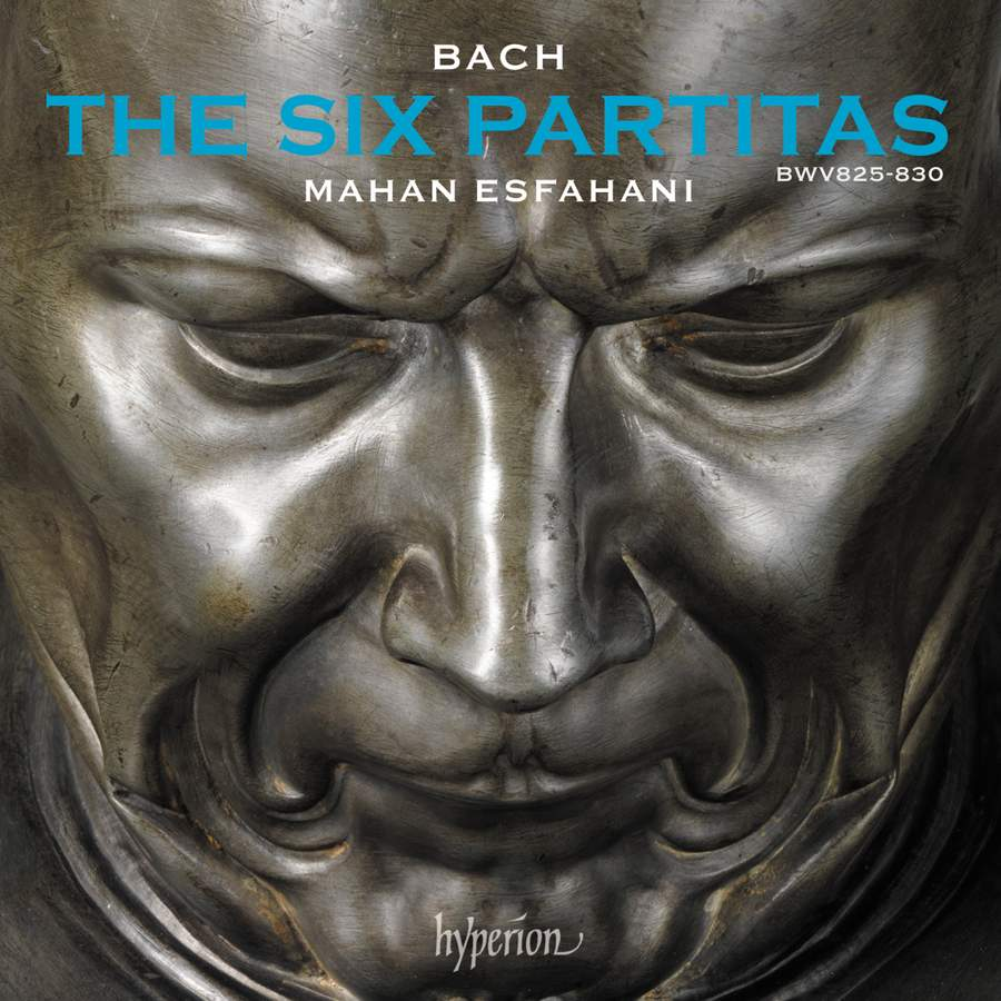 Review of JS BACH Six Partitas (Mahan Esfahani)