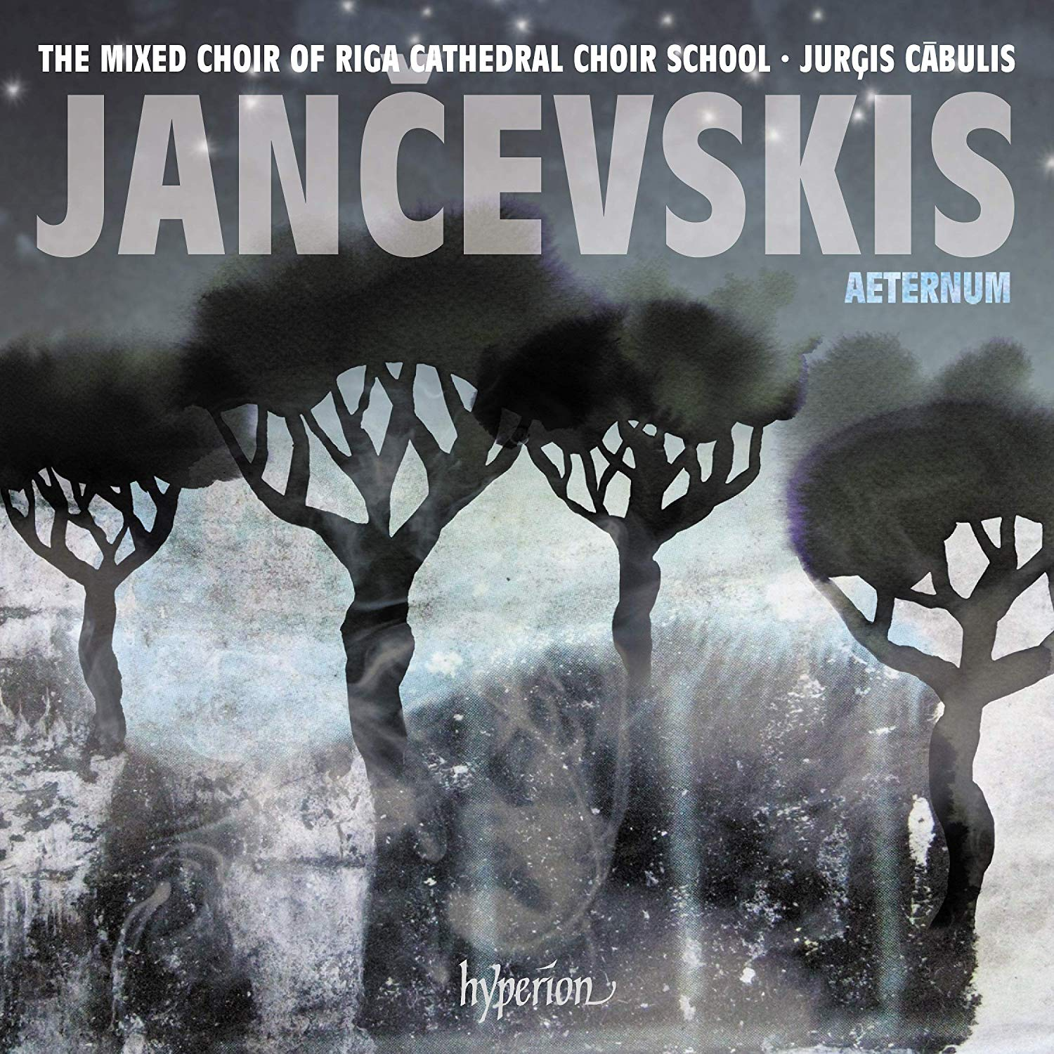Review of JANČEVSKIS Aeternum and other choral works