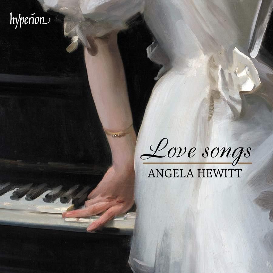 Review of Angela Hewitt: Love Songs