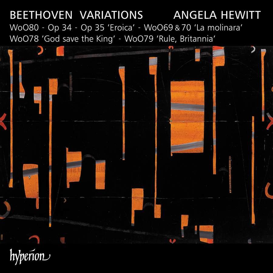Review of BEETHOVEN Variations (Angela Hewitt)