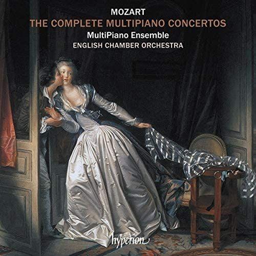 Review of MOZART The complete Multipiano Concertos; Oboe Concertos