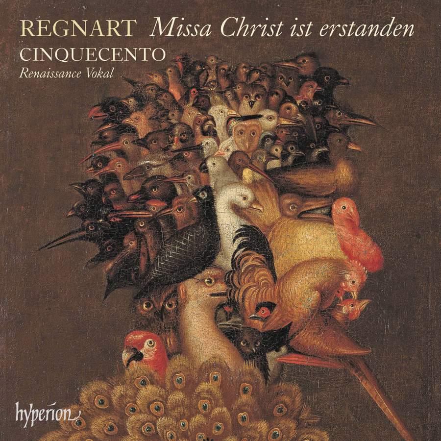 Review of REGNART Missa Christ ist erstanden & other works