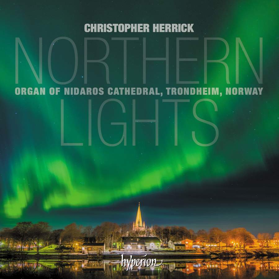 Review of Christopher Herrick - Northern Lights