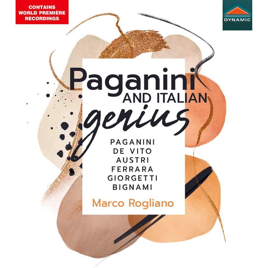 Review of Marco Rogliano: Paganini and Italian Genius