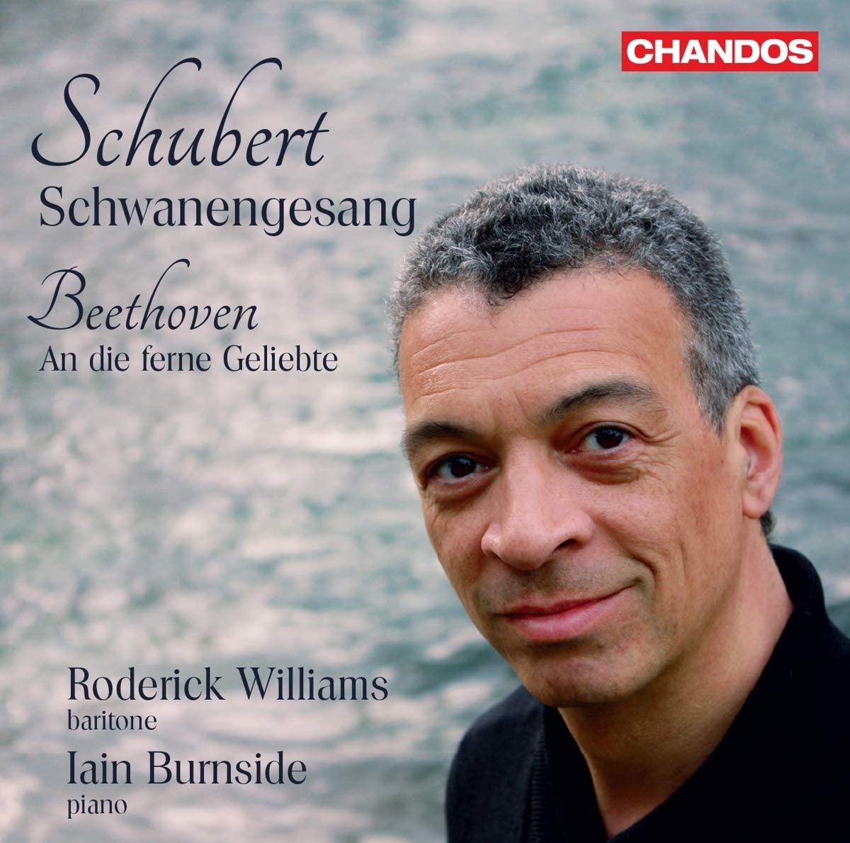 Review of SCHUBERT Schwanengesang BEETHOVEN An die ferne Geliebte (Roderick Williams)
