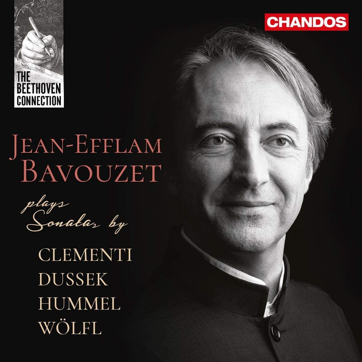 Review of The Beethoven Connection (Jean-Efflam Bavouzet)