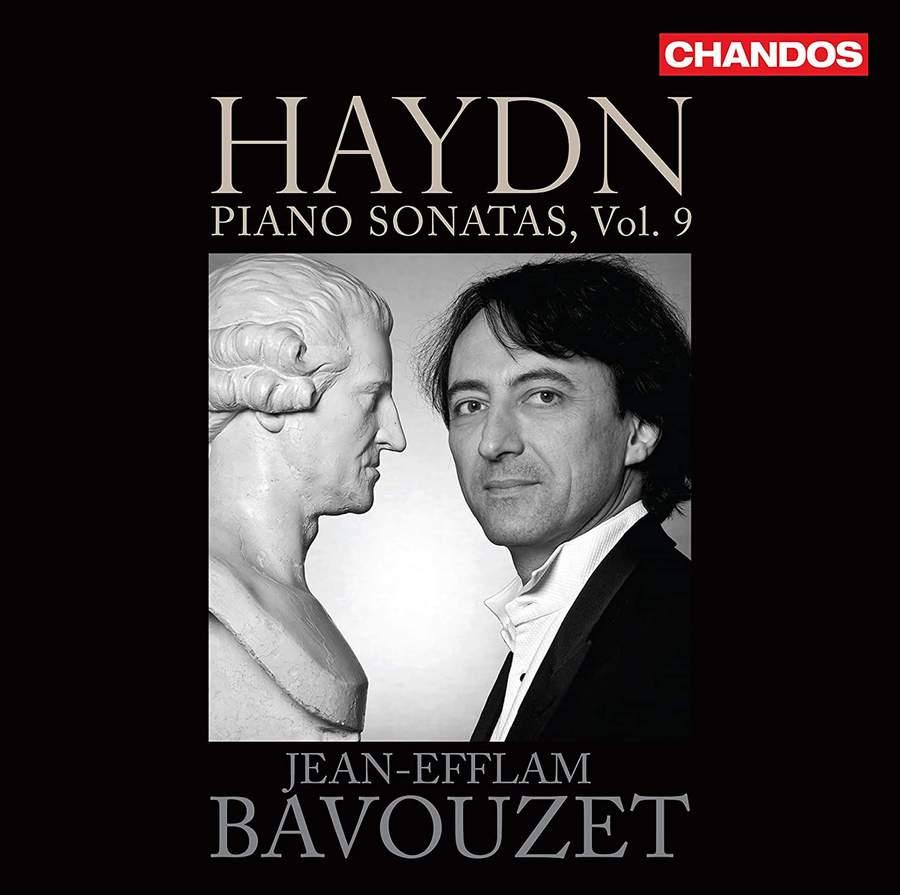 Review of HAYDN Piano Sonatas, Vol 9 (Jean-Efflam Bavouzet)
