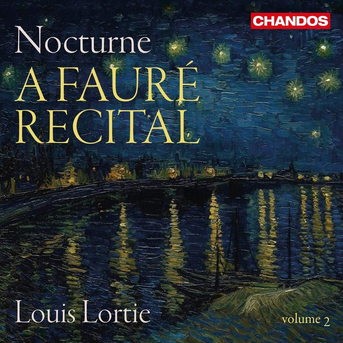 Review of FAURÉ Vol 2 'In paradisum' (Louis Lortie)