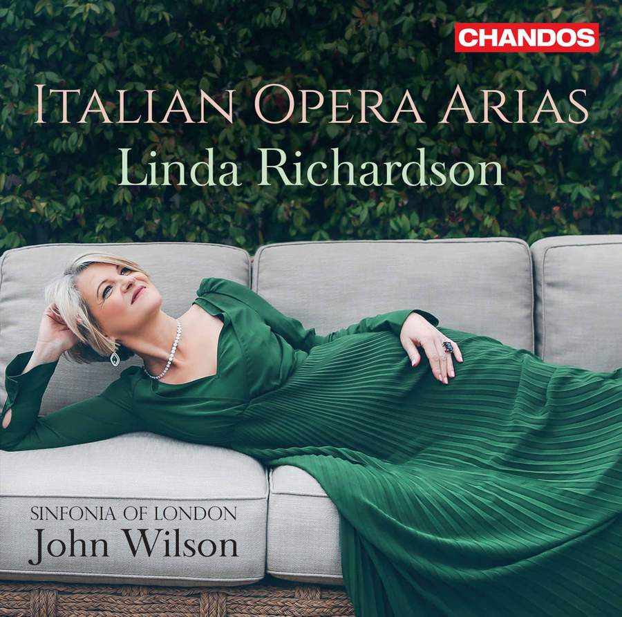 Review of Linda Richardson: Italian Opera Arias