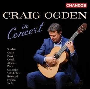 Review of Craig Ogden in Concert