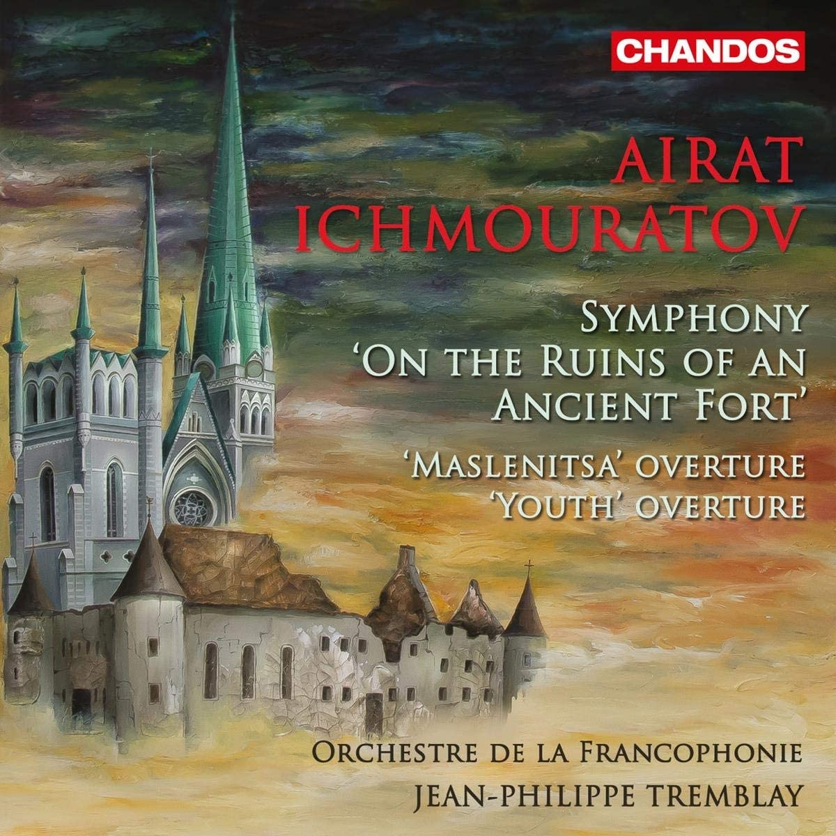 Review of ICHMOURATOV Symphony 'On the Ruins of an Ancient Fort'