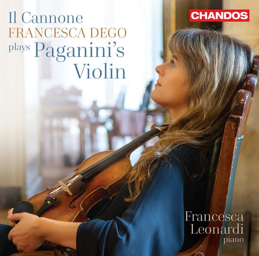 Review of Il Cannone - Francesca Dego plays Paganini's violin