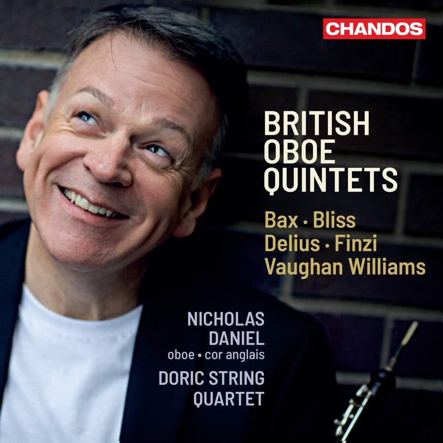 Review of British Oboe Quintets (Nicholas Daniel. Doric String Quartet)