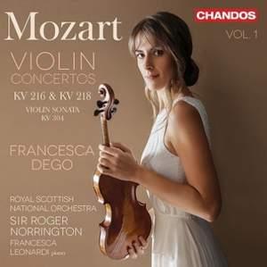 Review of MOZART Violin Concertos Nos 3 & 4 (Francesca Dego)