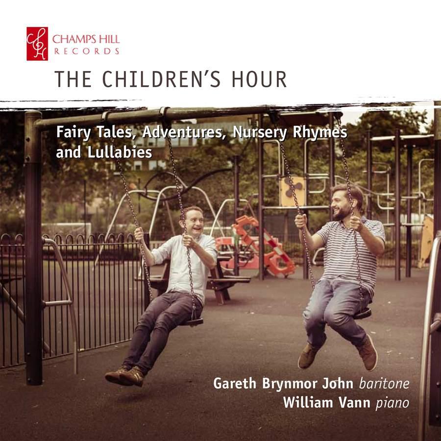 Review of Gareth Brynmor John: The Children's Hour