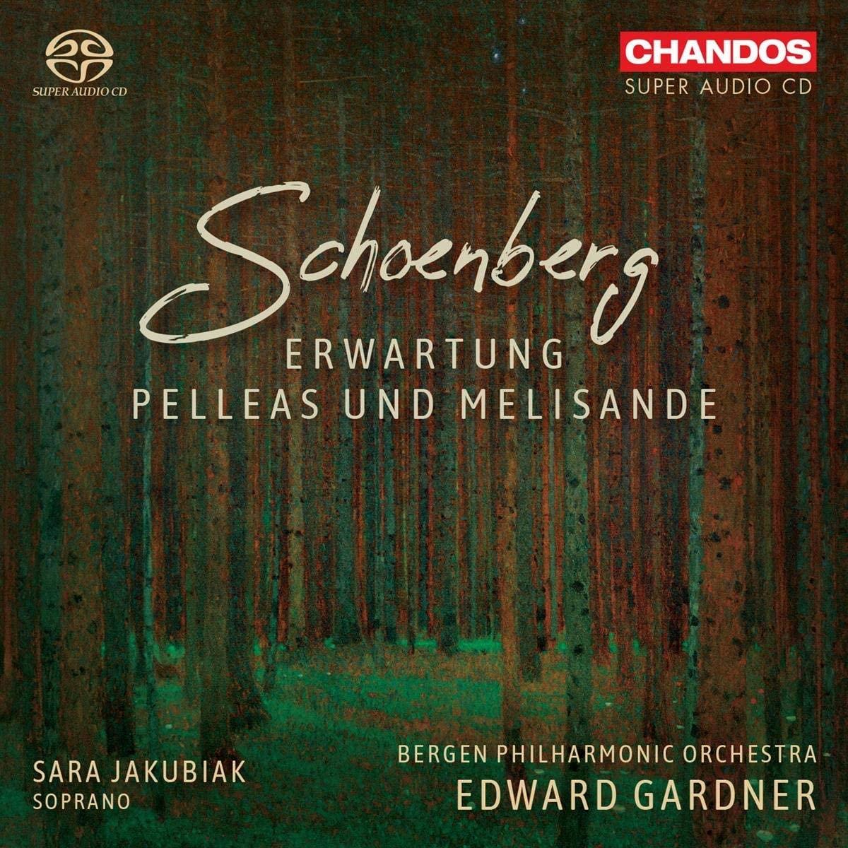 Review of SCHOENBERG Erwartung. Pelleas und Melisande