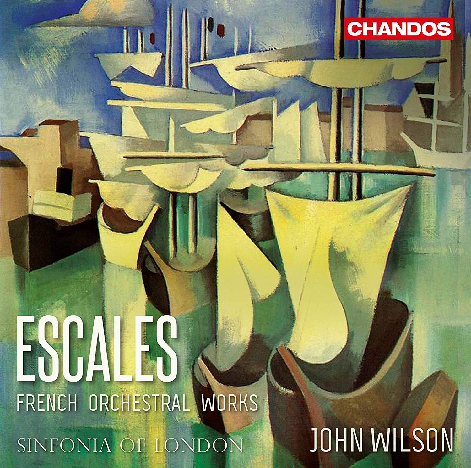 CHSA5252. Escales: French Orchestral Works