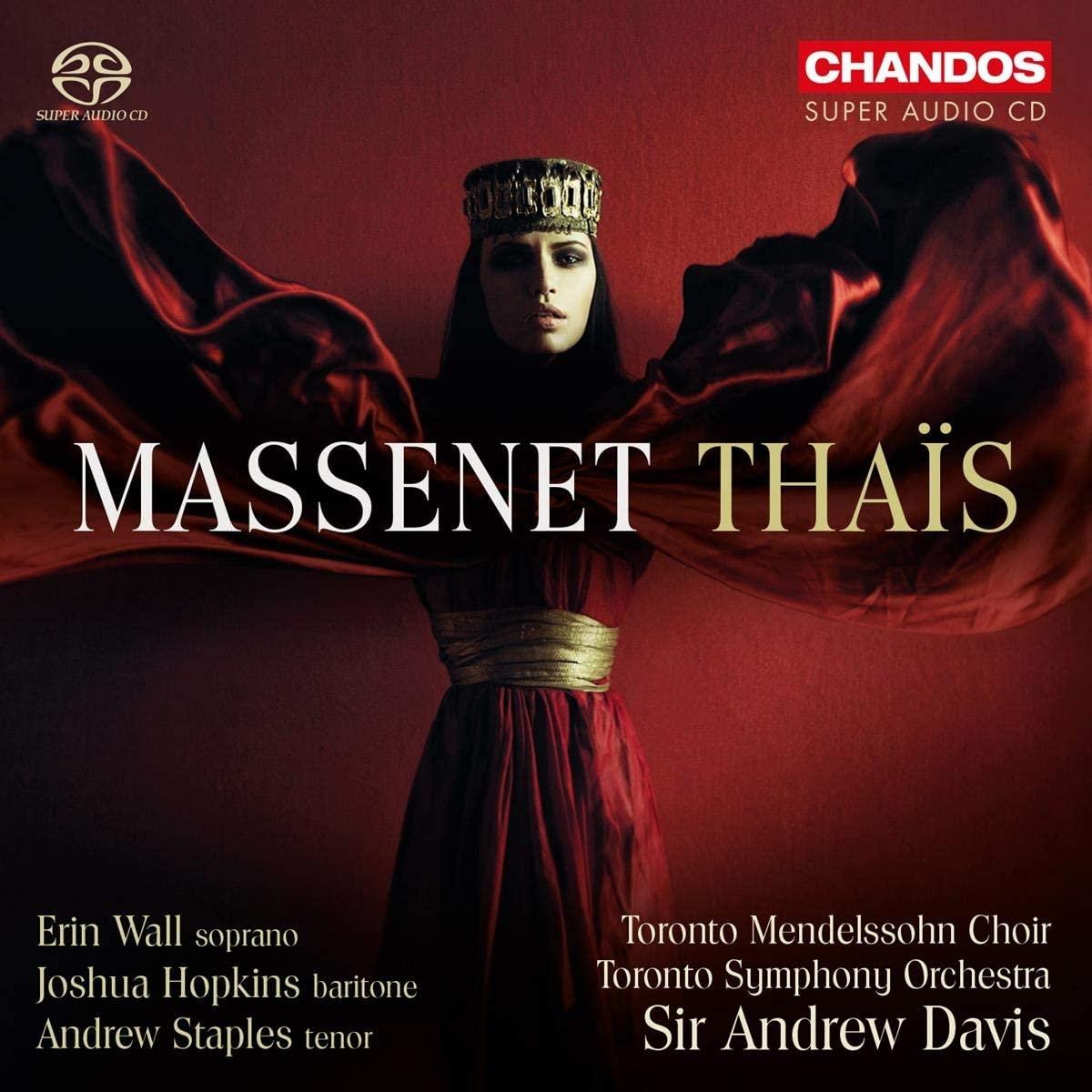 Review of MASSENET Thaïs (Davis)