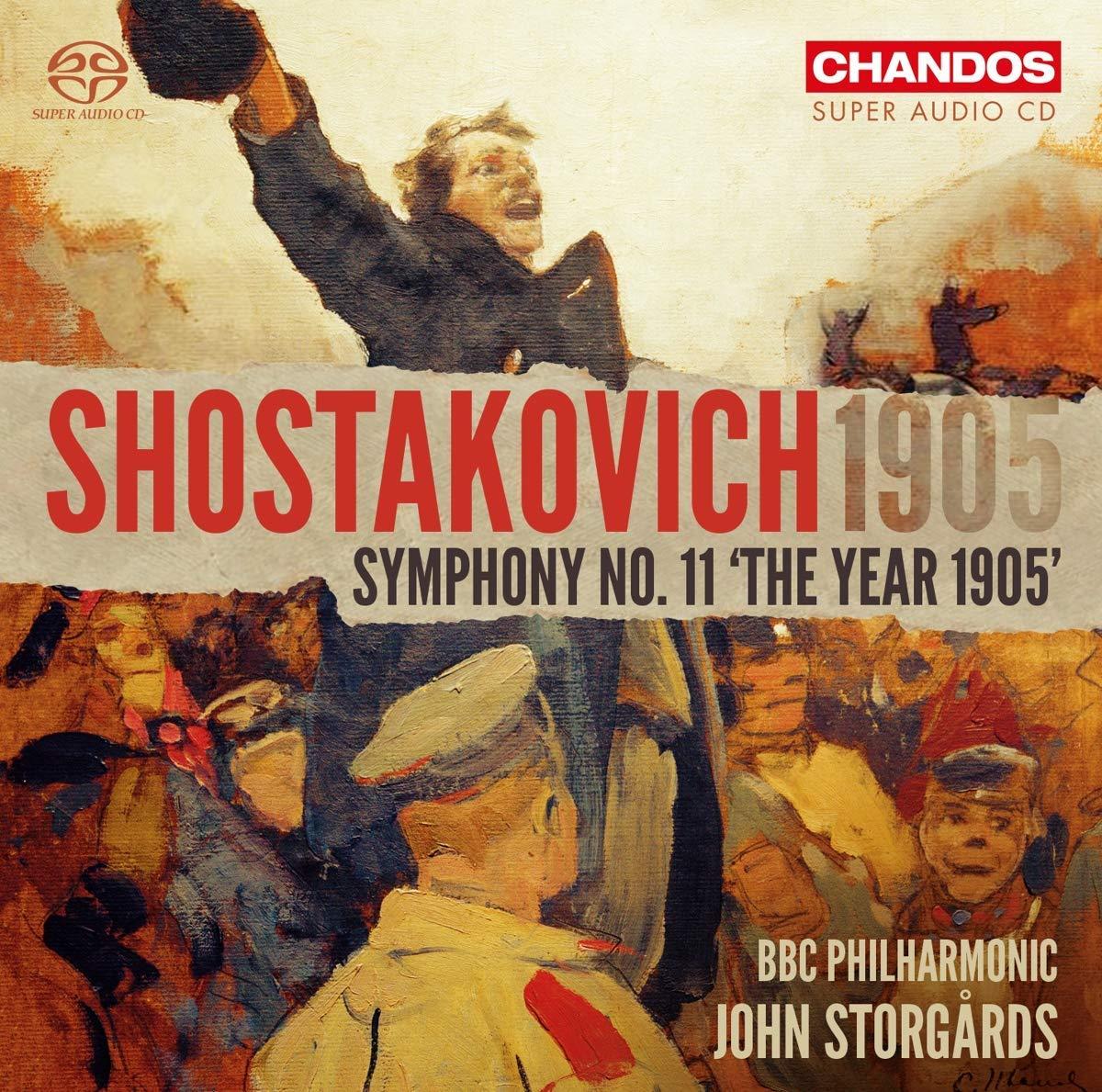 Review of SHOSTAKOVICH Symphony No 11 (Storgårds)