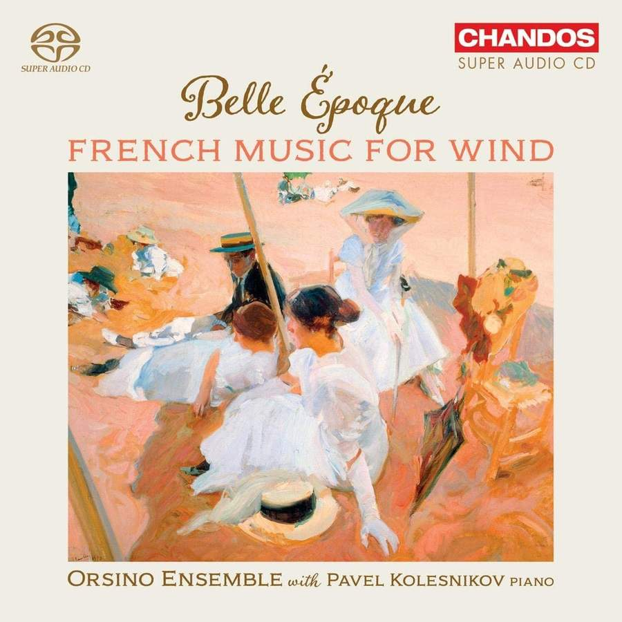 Review of Belle Époque: French Music for Wind (Orsino Ensemble)