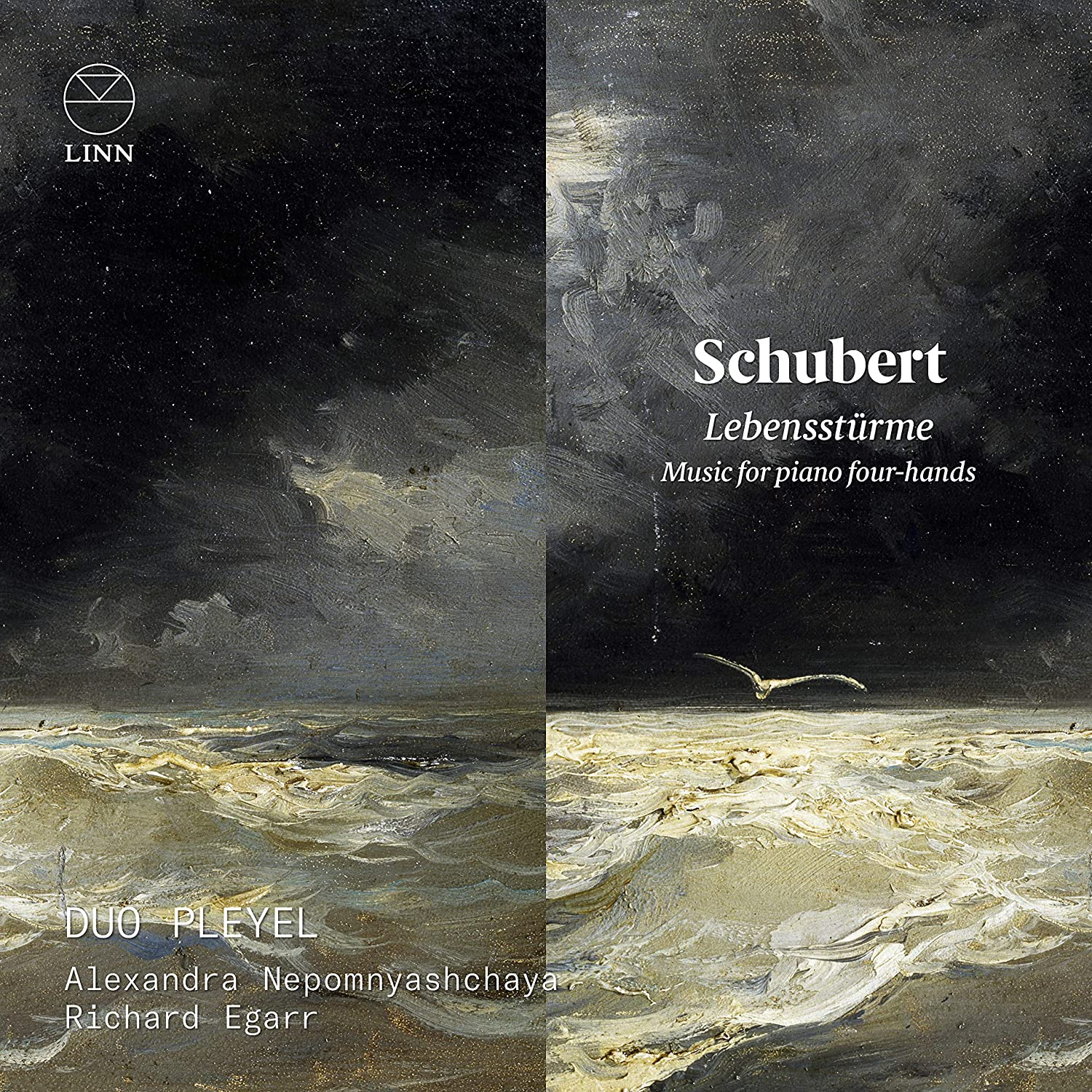 Review of SCHUBERT Lebensstürme. Music for Piano Four-Hands (Duo Pleyel)