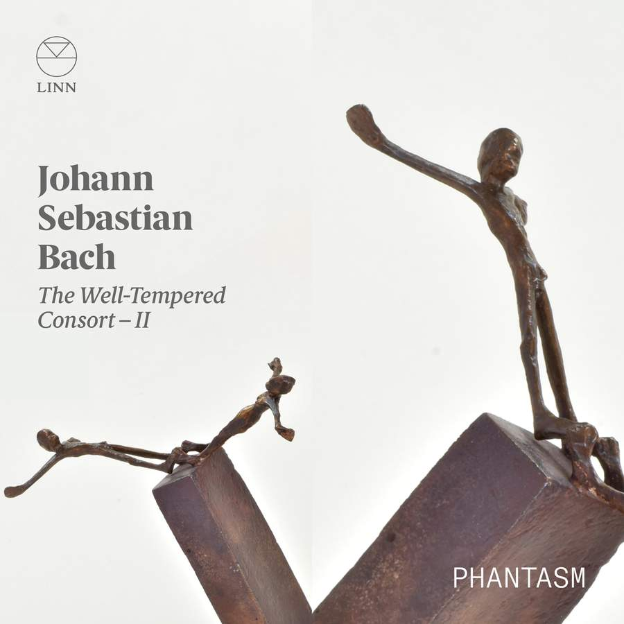 Review of JS BACH The Well-Tempered Consort II
